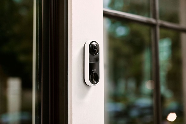 image 2 Arlo Video Doorbell wire-free