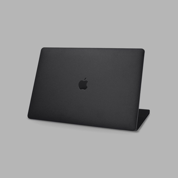 image 4 BLVCK MACBOOK SKIN