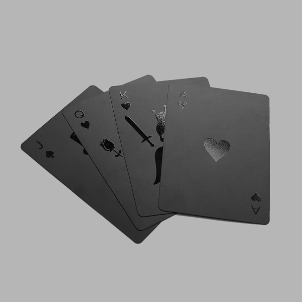 image 3 BLVCK PLAYING CARDS