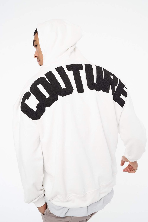 Club couture VARSITY APPLIQUE OTH HOODie