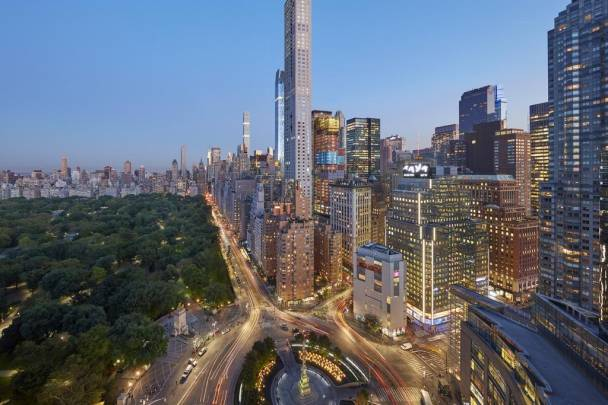 mandarin oriental new york hotel review
